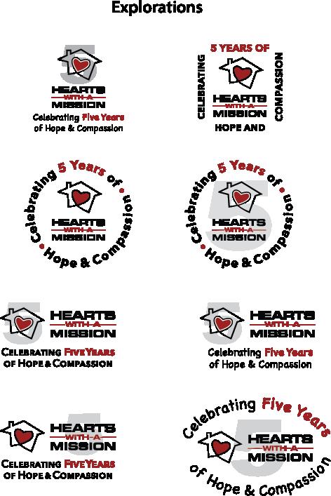 logo, hearts, shelter, mission