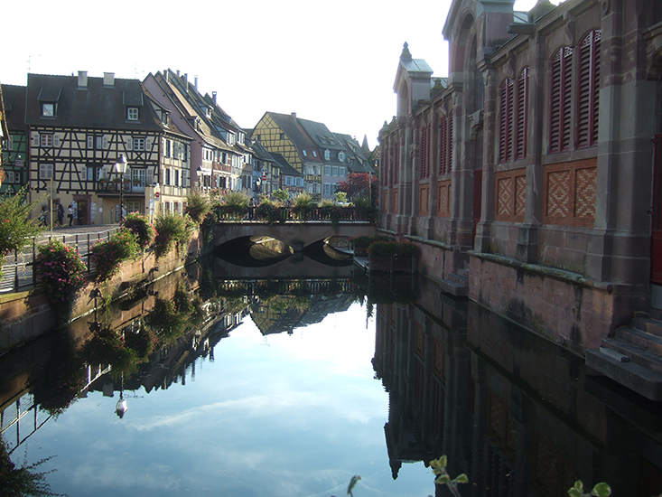 Colmar Canal | thatwasthenthisiswow.com