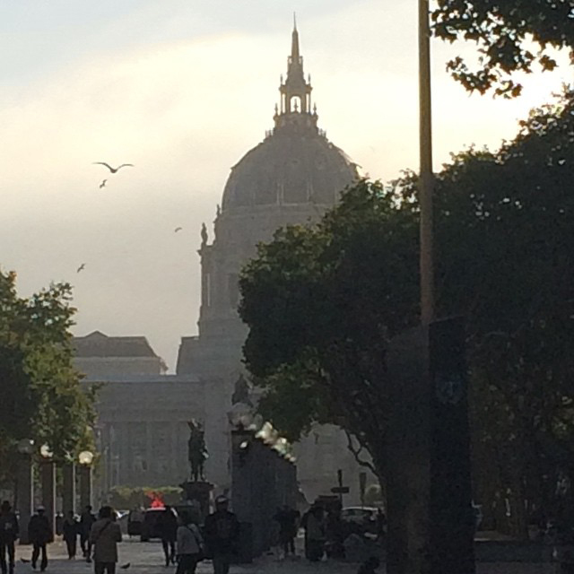 SF City Hall | thatwasthenthisiswow.com