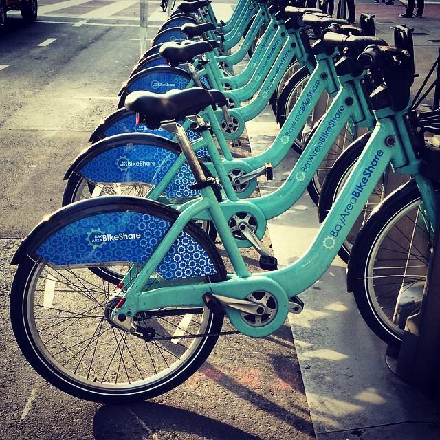San Francisco bikes | thatwasthenthisiswow.com